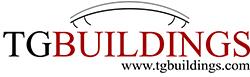 Logo samonośne hale łukowe TG Buildings