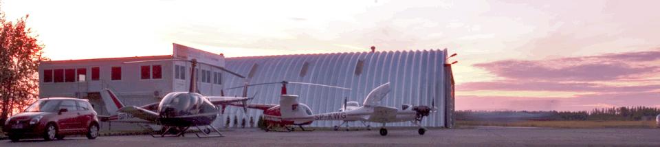 Lekki prefabrykowany hangar łukowy TG Hangars na EPMO